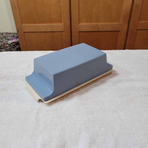 VINTAGE 1960'S BUTTER DISH
